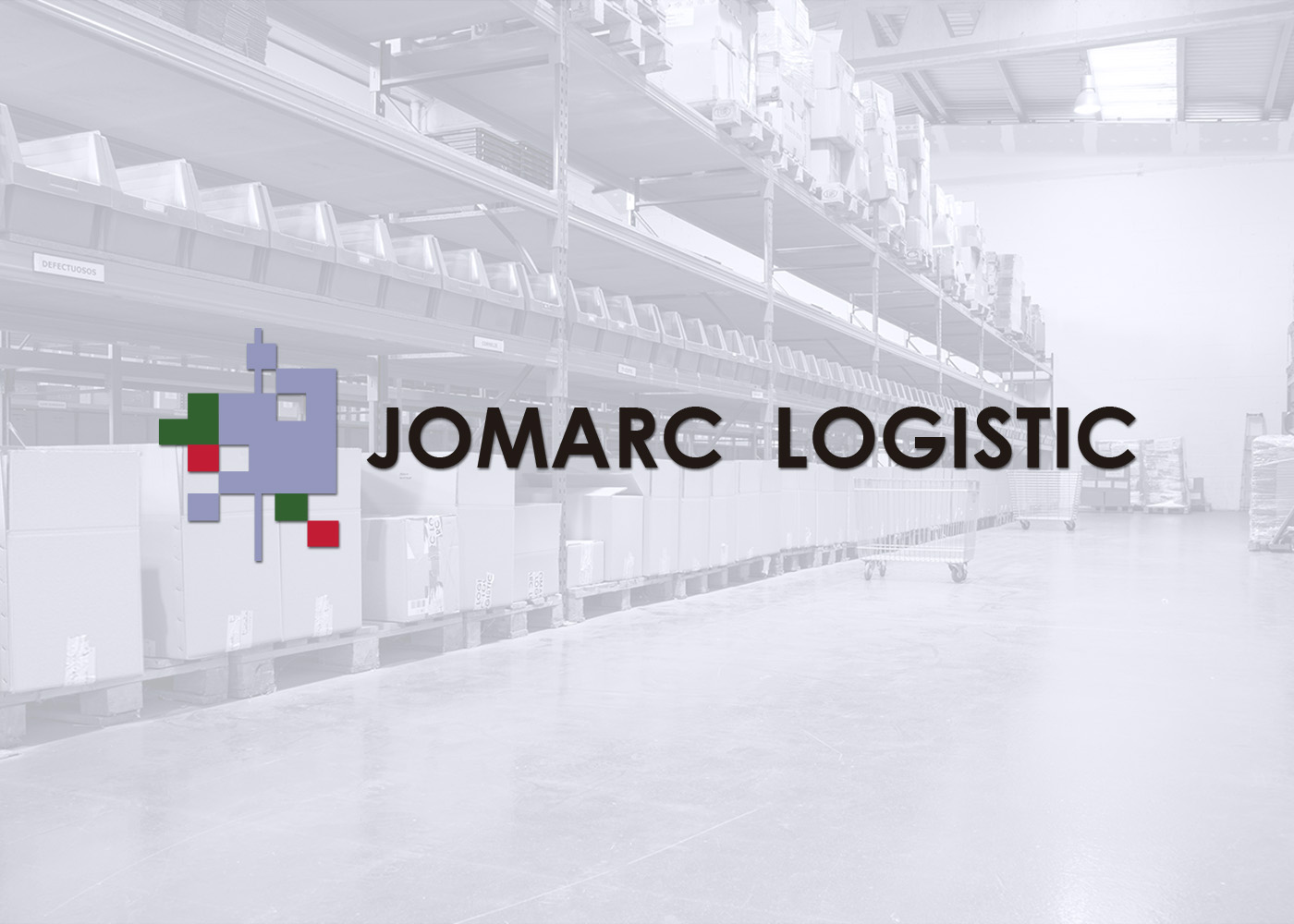 JOMAR LOGISTIC · home page